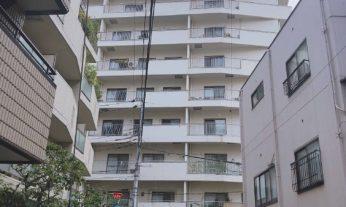 駒込東公園の隣にある住まい